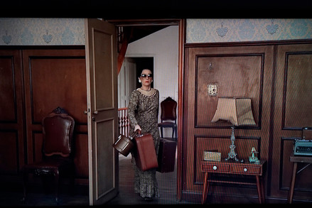 PHANTOM / Márcia Beatriz Granero / video