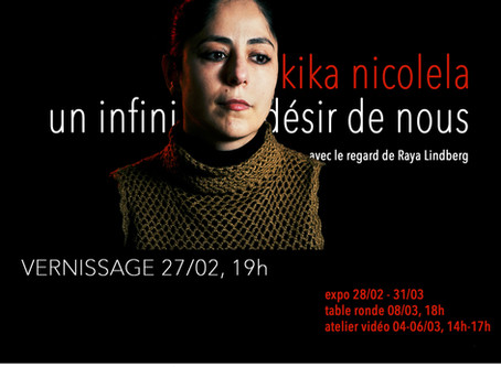 Solo show in Brussels