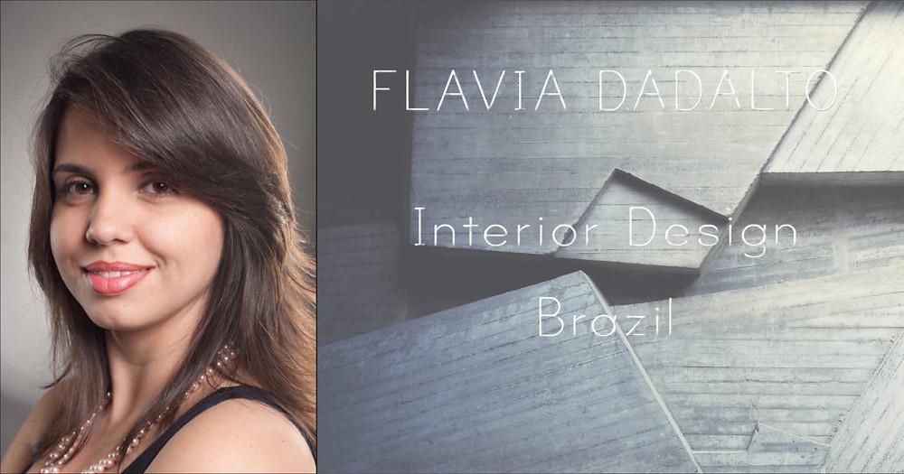 Flavia Dadalto- Diseño de interiores