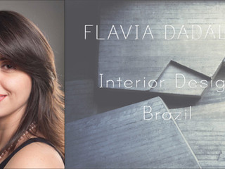 ENTREVISTANDO A DISEÑADORES DE INTERIORES: Flavia Dadalto