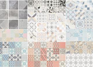 LOS HIDRÁULICOS, azulejos atemporales y versátiles