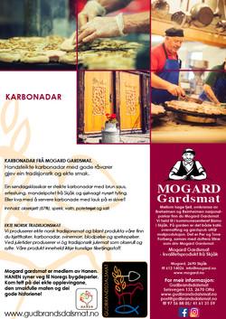 Karbonade fra Mogard
