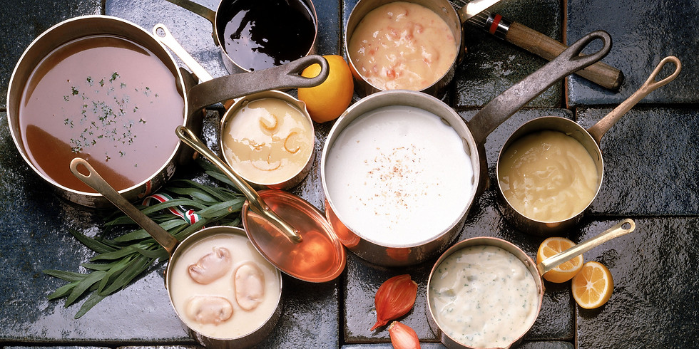 Classic French Sauces