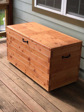 Patio Storage Trunk