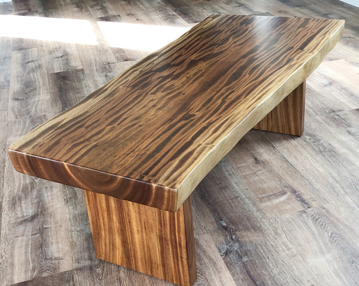Asian Mahogany Coffee Table