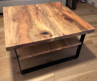 Pecan Coffee Table