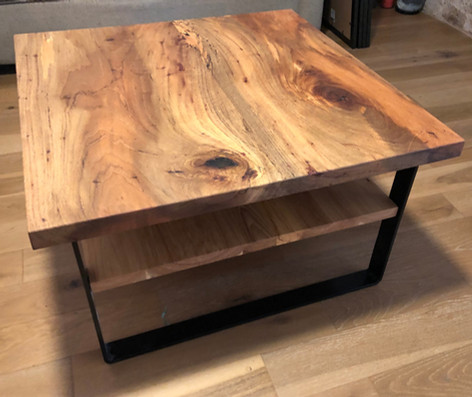 Pecan Coffee Table