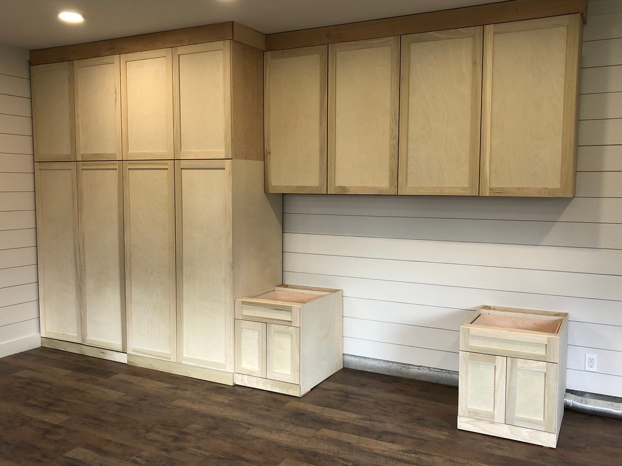 Multi-use Cabinetry