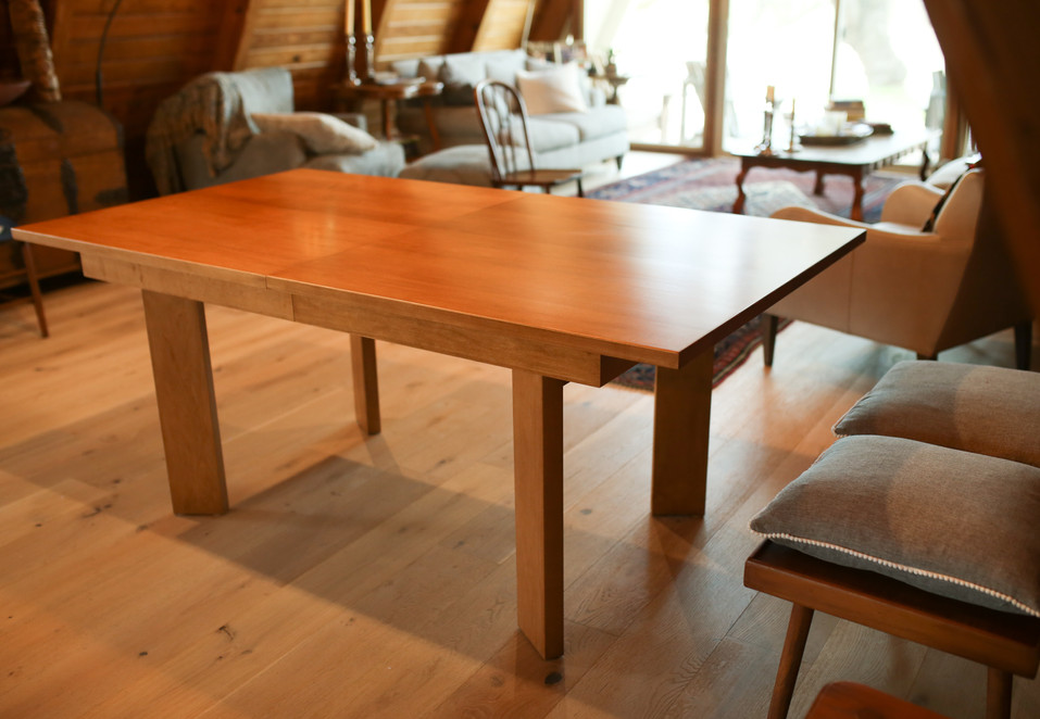 Maple Extension Table
