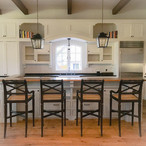 Two Tiered Island Countertop