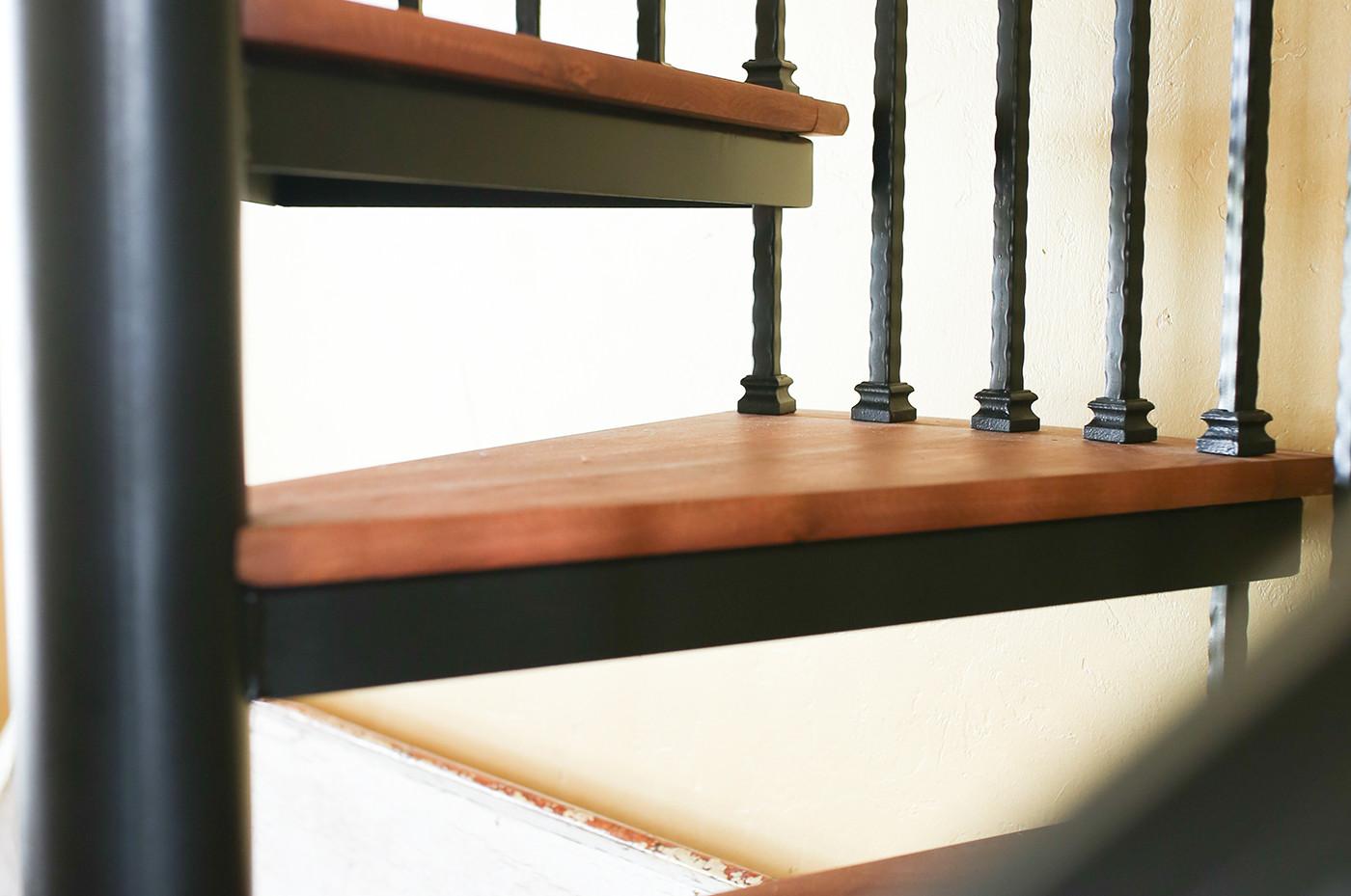 White Oak Stair Treads