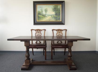 Hard Maple Office Table