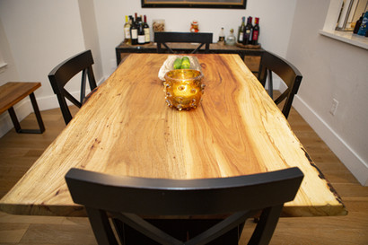 Pecan Dining Table