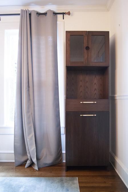 Contemporary Bar Cabinets