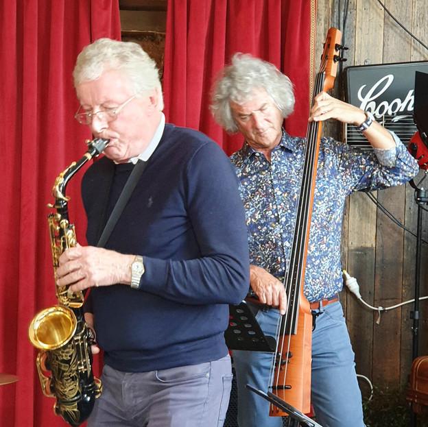 Roger Clarke Quartet