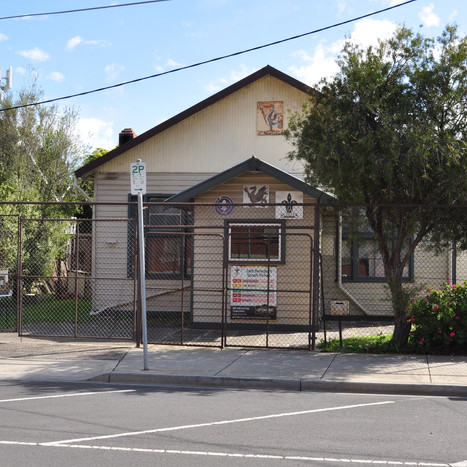 The Scout Hall