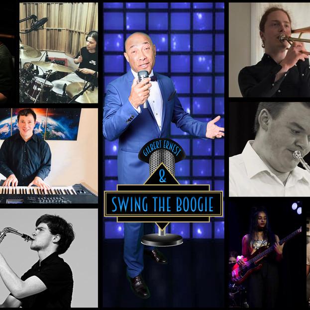 Gilbert Ernest & Swing The Boogie