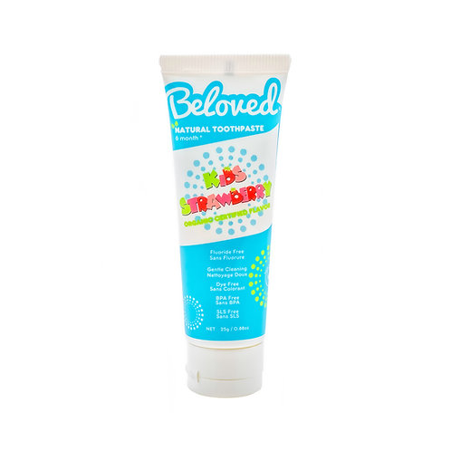 Beloved Natural Toothpaste