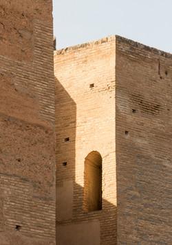Torres Bermejas - Granada.