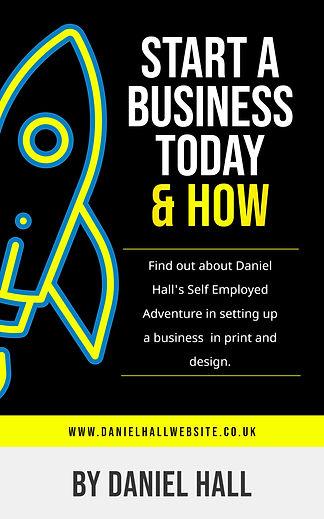 Copy of Blue Entrepreneurship Book Cover