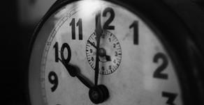 Clocks go back this Sunday on Sunday 25th October 2020