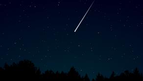 Geminid Meteor Shower Peaks Tonight 13th December and 14th December 2020