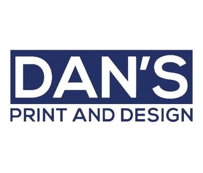 Dan's Print and Design Shortly welcomes orders for print related products & design services.