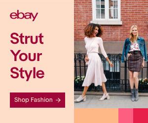 Ebay Partner Advert Fashion