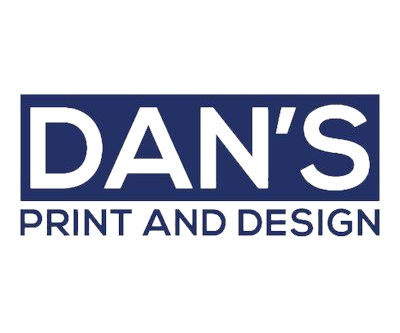Dan's Print and Design ready to accept orders from next week Monday 26th October 2020 from 9am