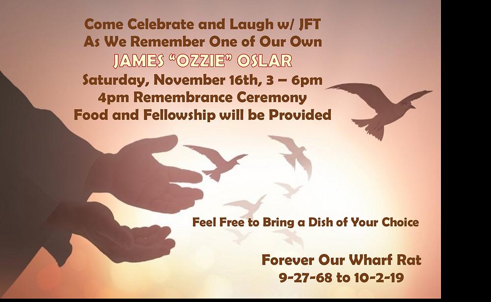 Celebrating Ozzie