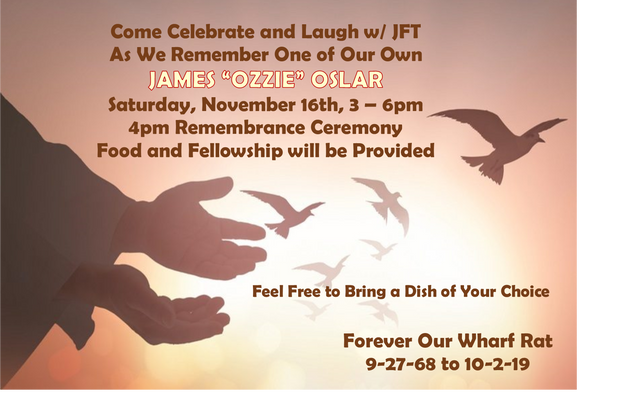 Help Us Celebrate Ozzie