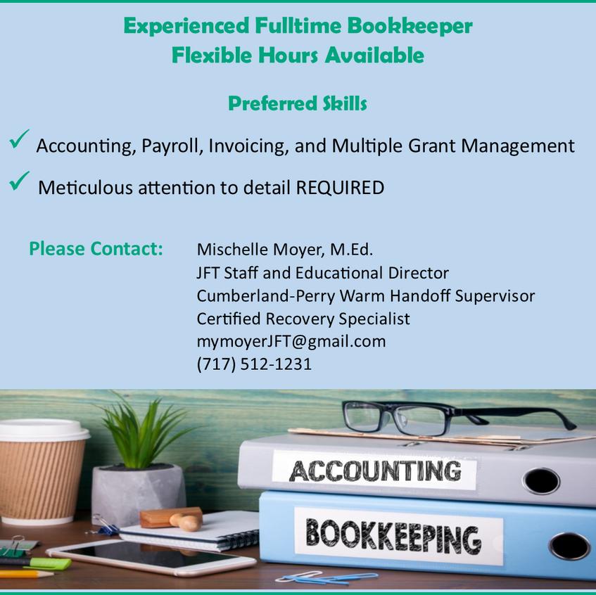 Bookkeeper AD