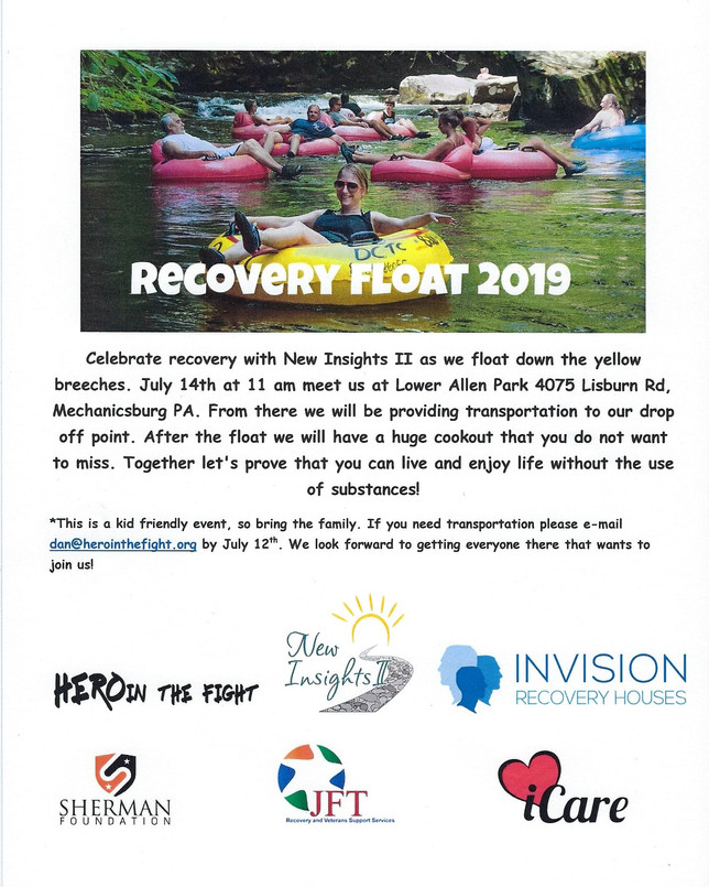 Come Float with Us! Family Friendly and Everyone is Welcome!