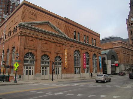 Milwaukee Repertory Theater -- Quadracci Powerhouse Theater