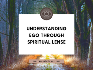 Understanding Ego in Spirituality | Do we need Ego Death?