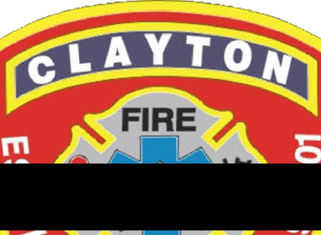 Clayton Firefighter, Jason Dean, Ends Battle with COVID-19