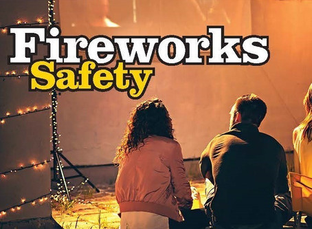 Important Fireworks Safety Tips