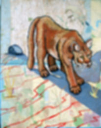 Mountain Lion Journey