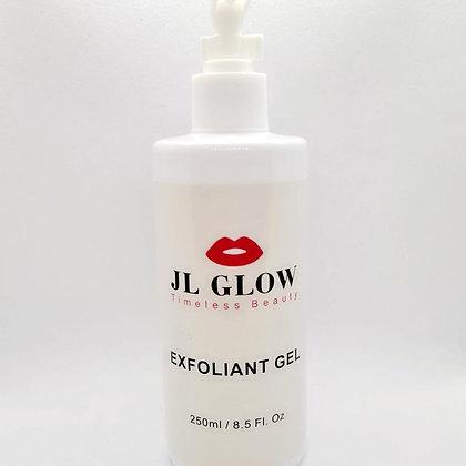 JL GLOW Exfoliant Gel 250ml