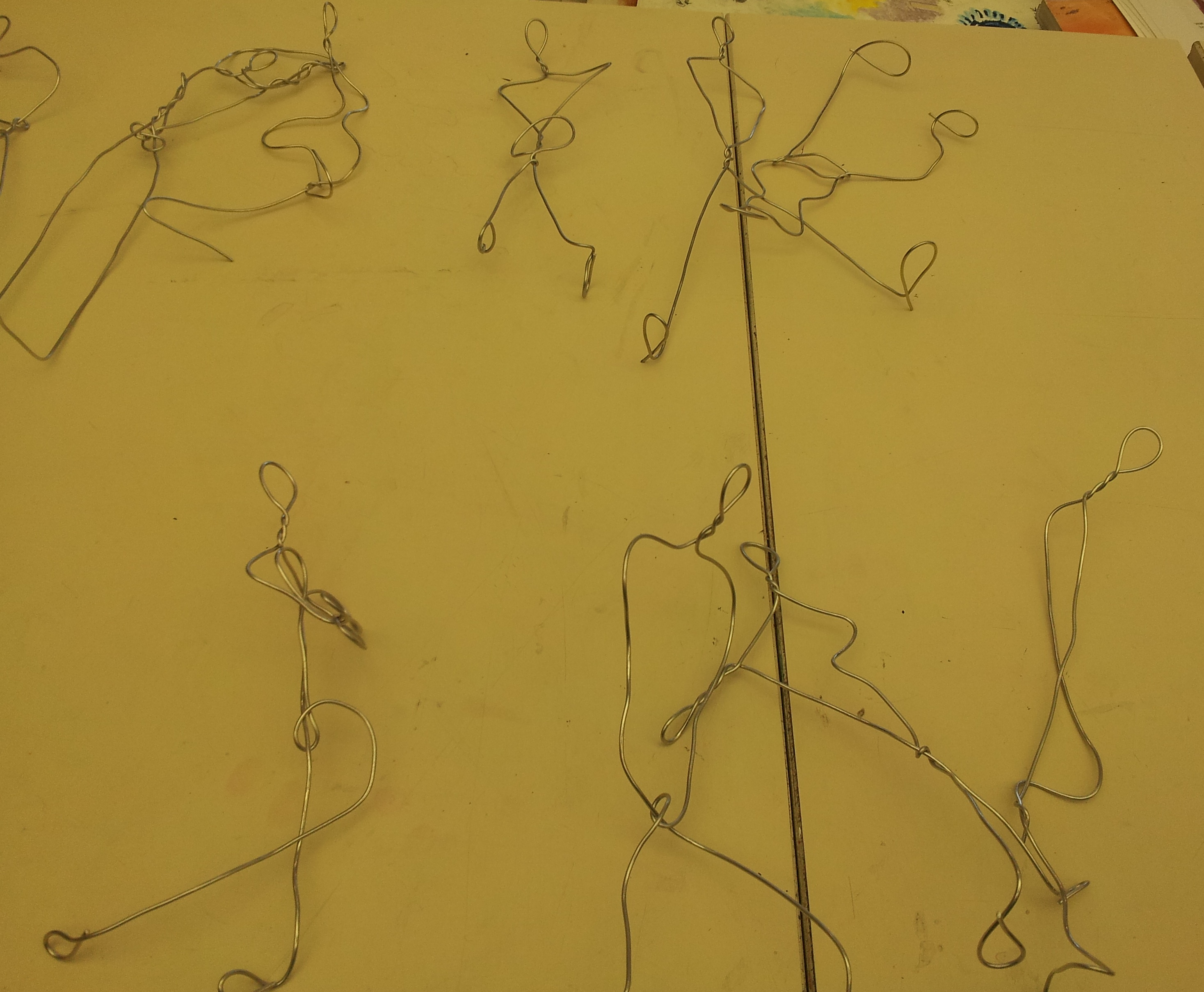 Wire Figures