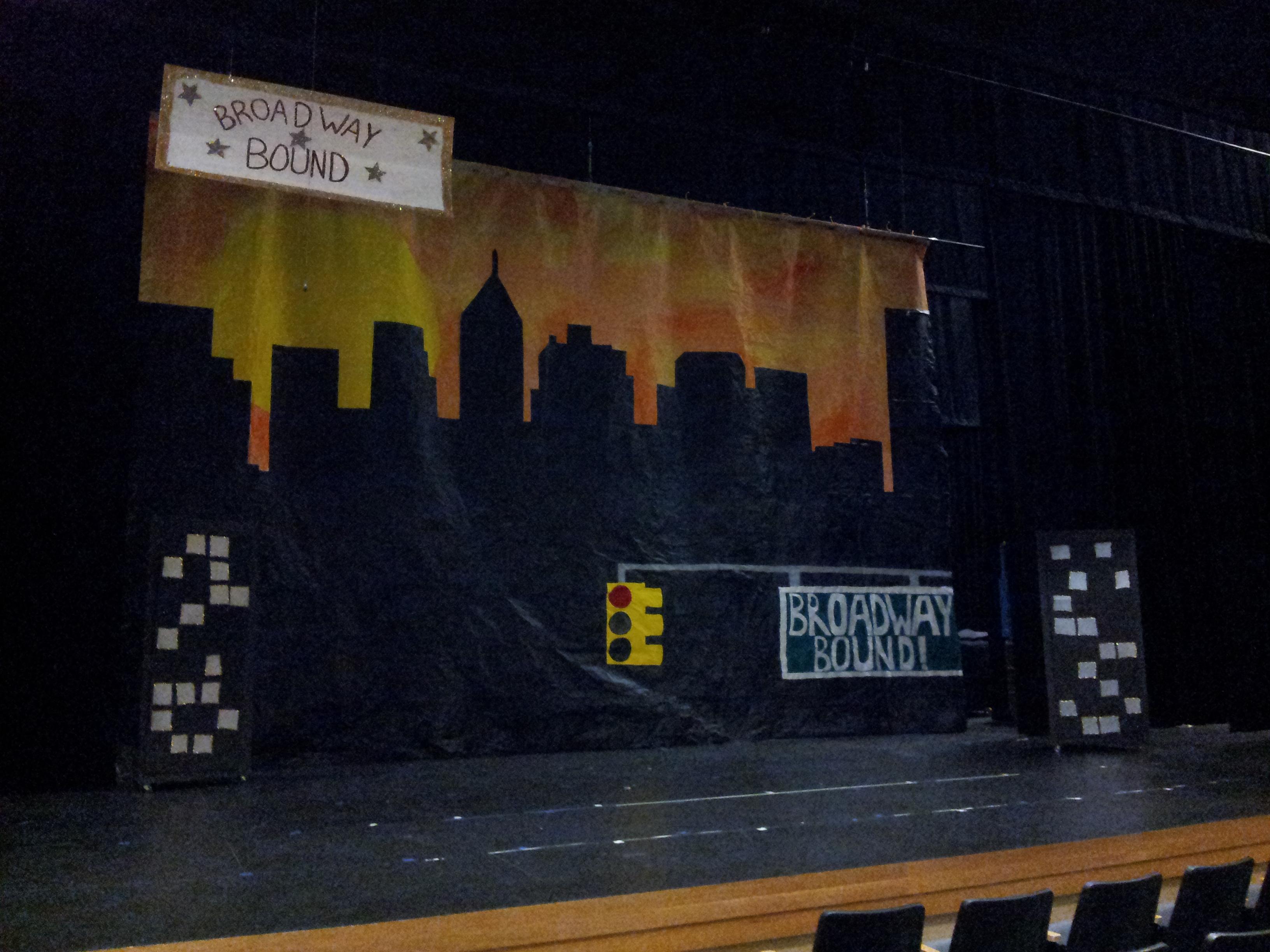 ESF Show Backdrop