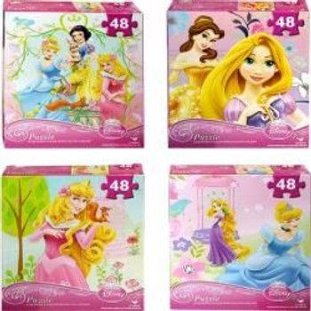 Princess 48pc Puzzle