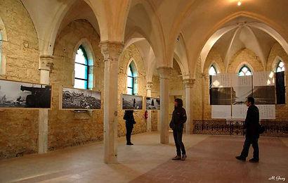 Expo ZENG NIAN à l'église de Champaubert