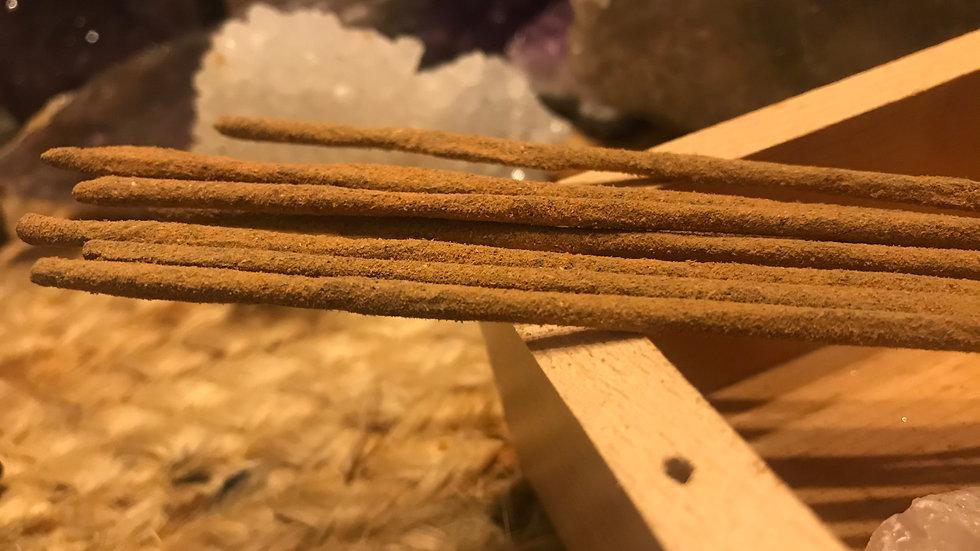 10 artisan premium sandalwood + nag champa incense sticks