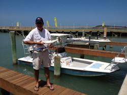 Fishing in The Laguna Madre