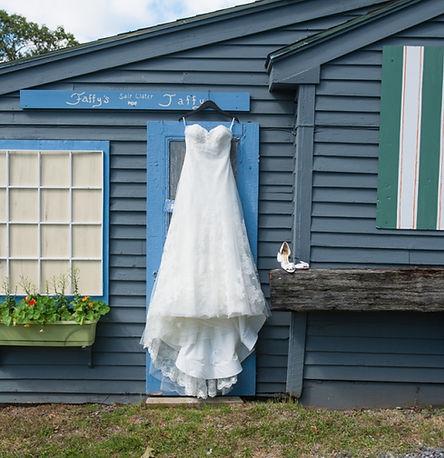 Peaks Island Wedding
