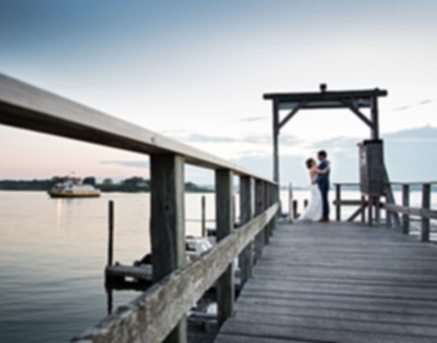 Peaks Island Wedding Venue