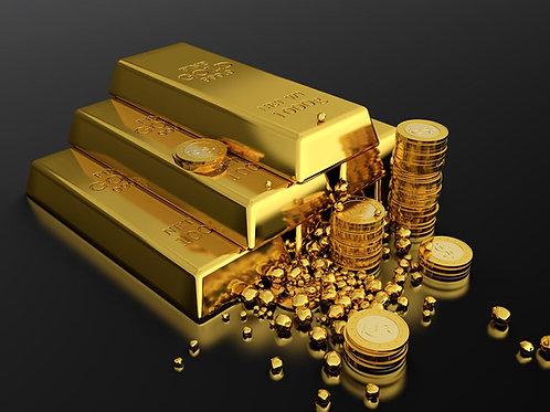 GOLD INDEX (12-MONTHS)