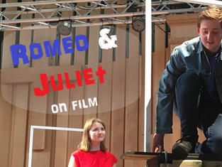 ROMEO & JULIET ON FILM