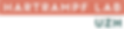 HARTRAMPF Lab Logo corporate design